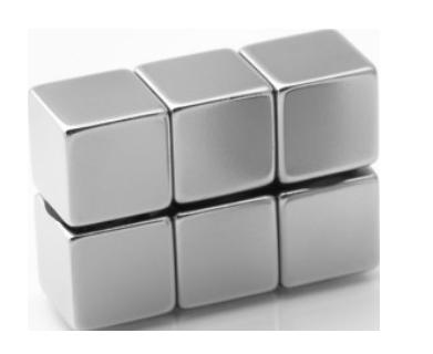 Neo magnetid klaastahvlile